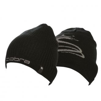 Reversible Beanie - Black