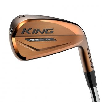 KING Forged TEC Copper Irons
