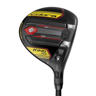 SPEEDZONE Fairway - Black / Yellow