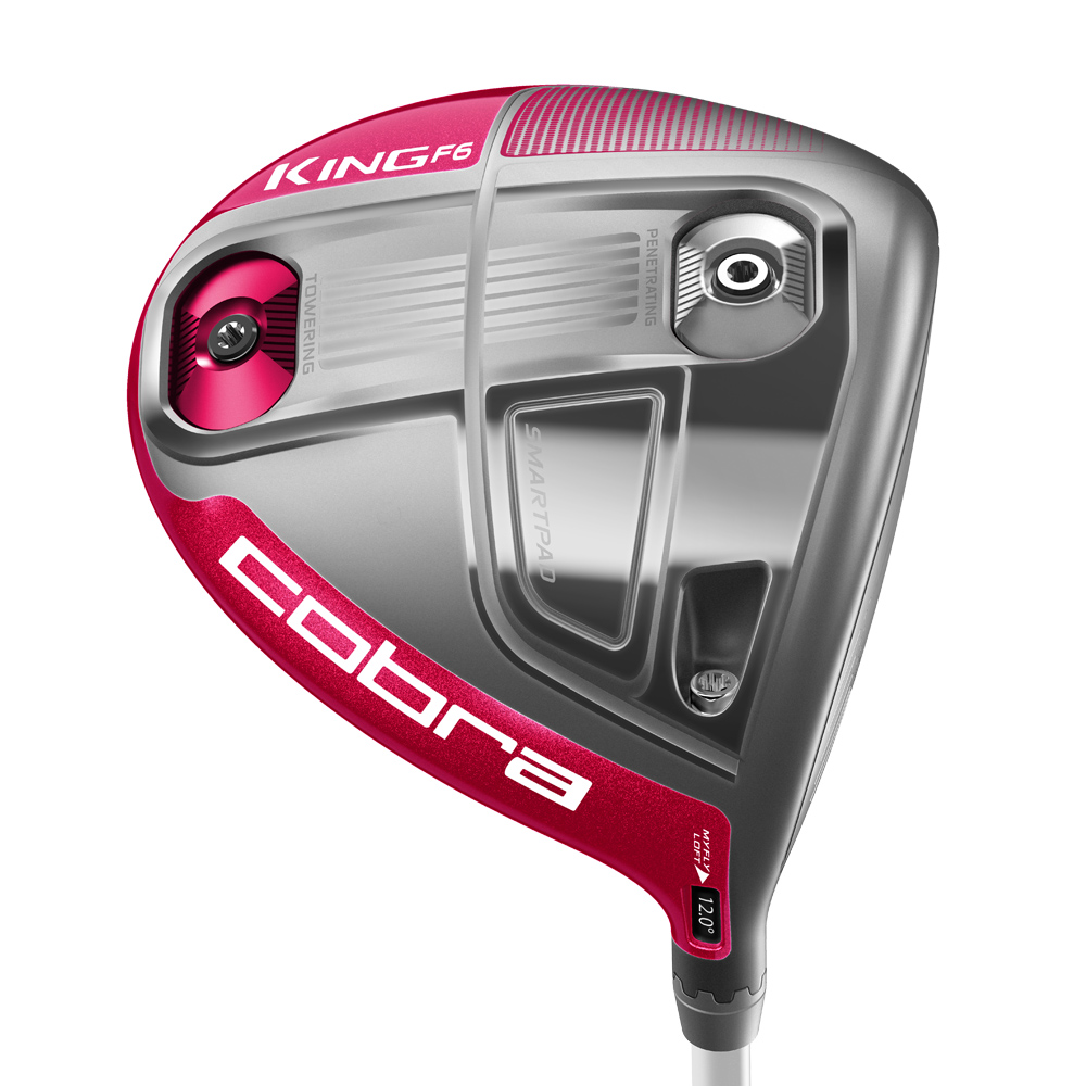 Ladies Cobra KING F6 Golf Driver