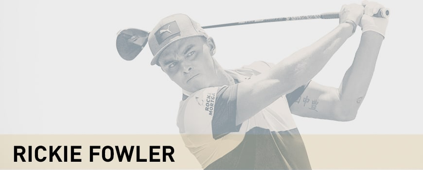 Rickie Fowler's Gear