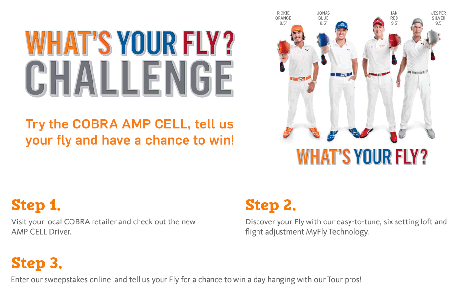 Enter the What's Your Fly? Challenge