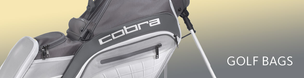 Cobra Golf Cart Trolley Carry and Stand Bags