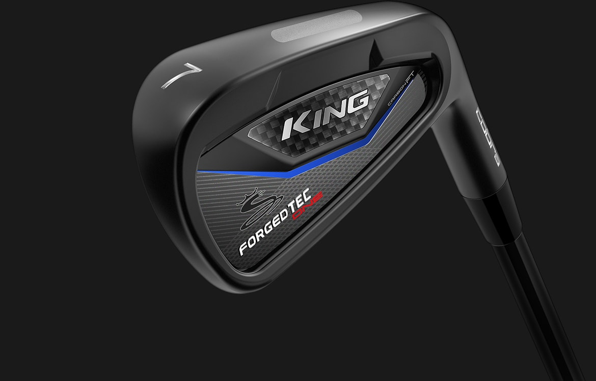 King Black Tec Irons Hero