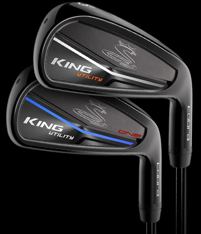 King Black Utility Iron